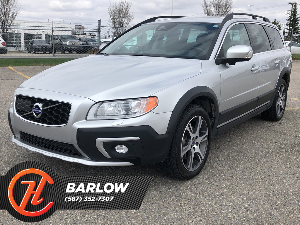 Pre-Owned 2014 Volvo XC70 5dr Wgn T6 / Leather / Navi