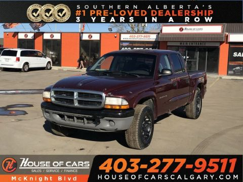 Pre-Owned 2001 Dodge Dakota -