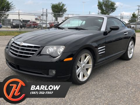 Pre-Owned 2005 Chrysler Crossfire 2dr Cpe Limited