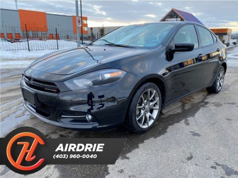 Pre-Owned 2013 Dodge Dart 4dr Sdn Rallye -Ltd Avail-