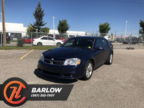 Pre-Owned 2014 Dodge Avenger SXT / Cruise / Bluetooth
