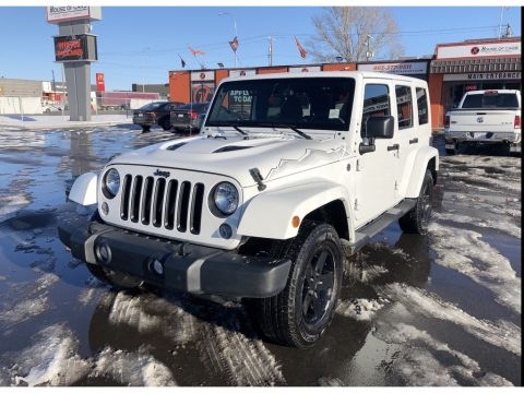 Pre-Owned 2015 Jeep WRANGLER UNLIMITED 4WD 4dr Wrangler X -Ltd Avail-