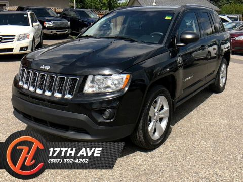 Pre-Owned 2013 Jeep Compass Sport/North / Cruise