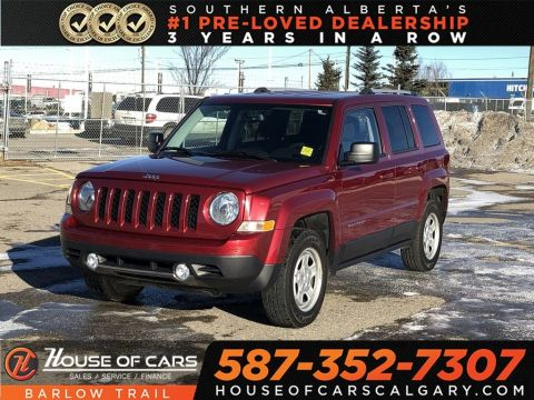 Pre-Owned 2016 Jeep Patriot Sport/North