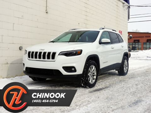 Pre-Owned 2019 Jeep Cherokee North 4x4