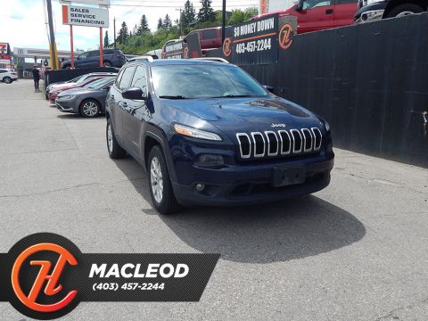 2015 Jeep Cherokee NORTH 4WD BACKUP CAM BT