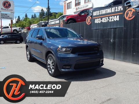 Pre-Owned 2020 Dodge Durango GT AWD BACKUP CAM LEATHER SUNROOF AWD