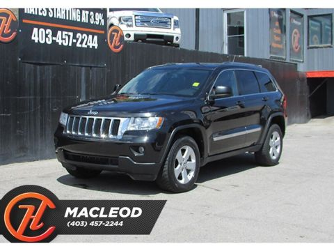 Pre-Owned 2012 Jeep Grand Cherokee Laredo,Bluetooth,Heated Seats,Backup Camera