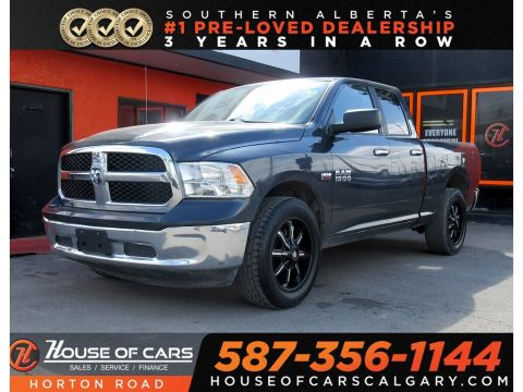 Pre-Owned 2014 Ram 1500 SLT/BLUETOOTH/4WD/MORE