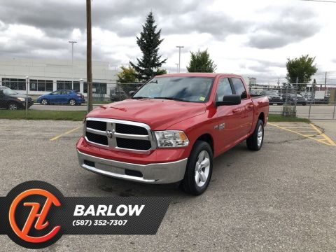 Pre-Owned 2019 Ram 1500 Classic SLT / Bluetooth / Cruise
