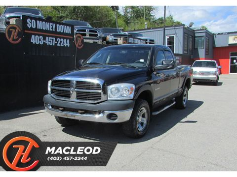2008 Dodge Ram 1500 4WD Quad Cab ST MECHANIC SPECIAL