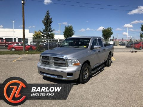 Pre-Owned 2010 Dodge Ram 1500 ST / Bluetooth