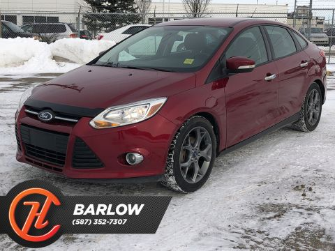 Pre-Owned 2013 Ford Focus 4dr Sdn SE / Bluetooth