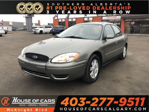 Pre-Owned 2004 Ford Taurus SEL / Leather / Sunroof