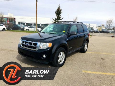 Pre-Owned 2008 Ford Escape XLT 3.0L