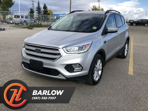Pre-Owned 2018 Ford Escape SEL / Navi / Back up Camera / Sunroof