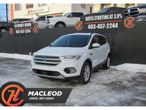 Pre-Owned 2018 Ford Escape SEL 4WD LEATHER ROOF NAV