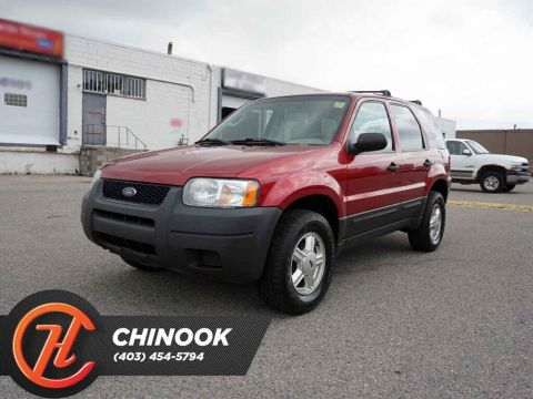Pre-Owned 2004 Ford Escape XLS 4X4 APPLY TODAY DRIVE TODAY!