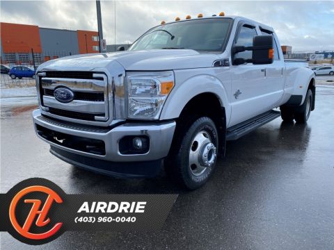 Pre-Owned 2015 Ford F-350 4WD Crew Cab 172 XL