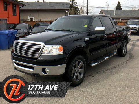 Pre-Owned 2007 Ford F-150 FX4 / Leather / Sunroof / Heated seats