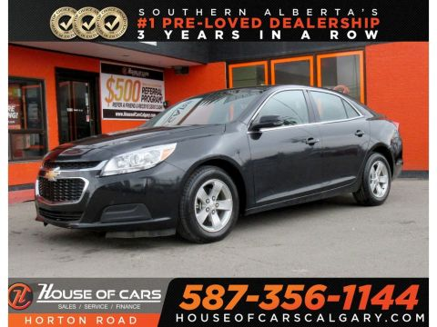 Pre-Owned 2014 Chevrolet Malibu 1LT/INSIDE WOOD/BLUETOOTH/MORE
