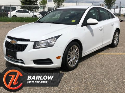 Pre-Owned 2014 Chevrolet Cruze Eco / Back up Camera / Bluetooth