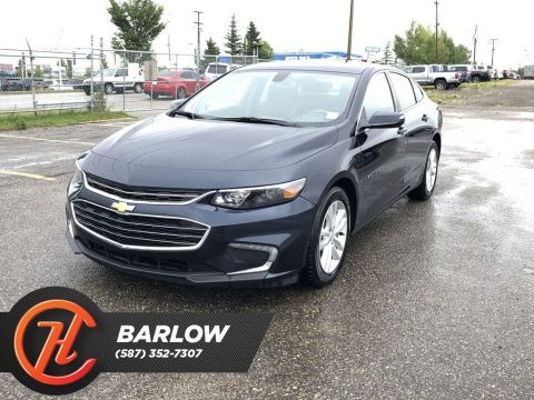 Pre-Owned 2018 Chevrolet Malibu LT/ Back Up Camera / Bluetooth