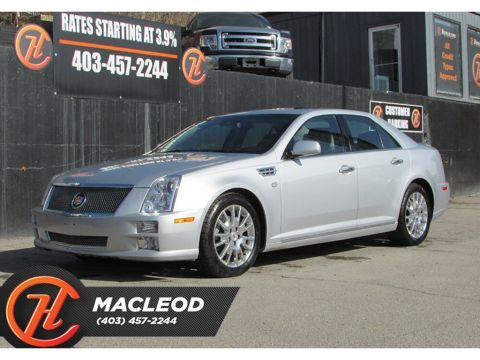 Pre-Owned 2011 Cadillac STS Leather / Sunroof / Back Up Cam/ AWD