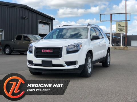 Pre-Owned 2014 GMC Acadia SLE2
