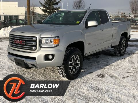 Pre-Owned 2015 GMC Canyon 4WD Ext Cab 128.3 SLE