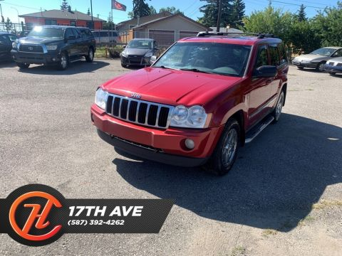 2005 Jeep Grand Cherokee 4dr Limited *MECHANIC SPECIAL*