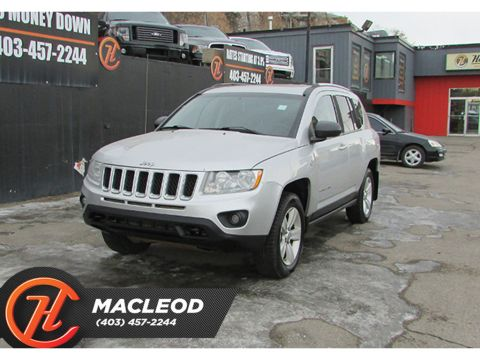 Pre-Owned 2011 Jeep Compass 4WD 4dr North Edition