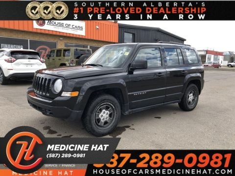 Pre-Owned 2011 Jeep Patriot Sport/North