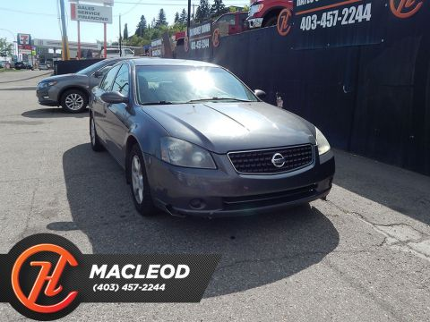 Pre-Owned 2006 Nissan Altima 4dr Sdn I4 Auto 2.5 S