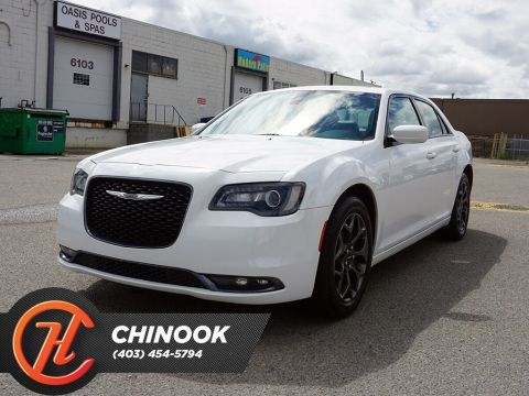 Pre-Owned 2017 Chrysler 300 S w/ Bluetooth,Heated Seats,Backup Camera