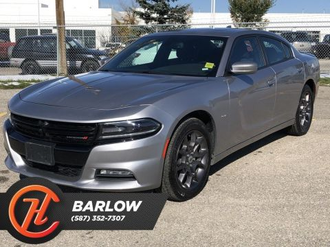 Pre-Owned 2018 Dodge Charger GT / Back up cam / Navi / Heated seats
