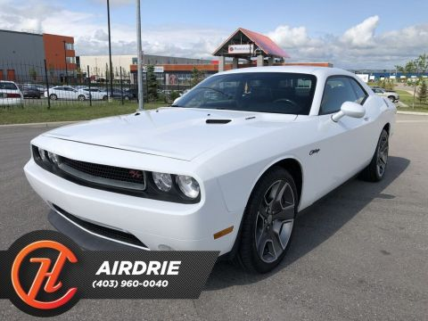 Pre-Owned 2013 Dodge Challenger R/T