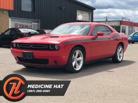 Pre-Owned 2015 Dodge Challenger RT