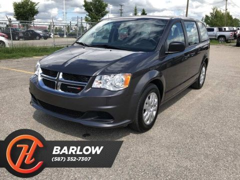 Pre-Owned 2018 Dodge Grand Caravan CVP
