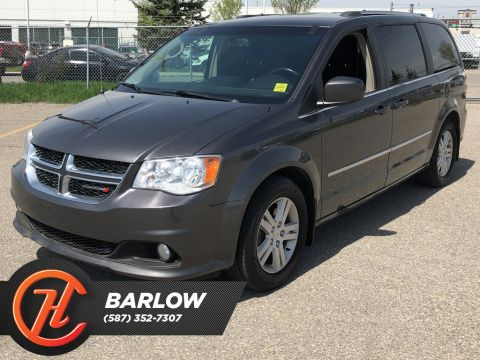 2016 Dodge Grand Caravan 4dr Wgn Crew / Cruise