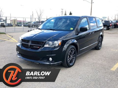 Pre-Owned 2019 Dodge Grand Caravan GT / Leather Seats / Back up Camera