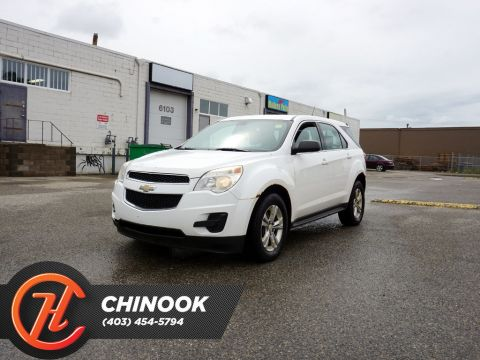 Pre-Owned 2010 Chevrolet Equinox AWD 4dr LS AWD