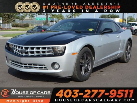 Pre-Owned 2011 Chevrolet Camaro 1LS / V6 / RWD