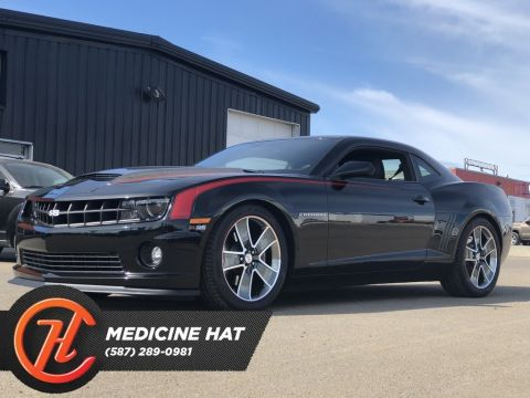 Pre-Owned 2011 Chevrolet Camaro 2dr Cpe 2SS