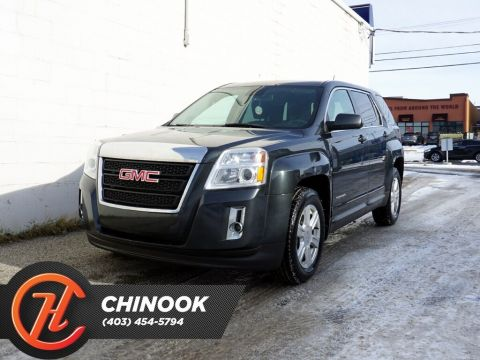 Pre-Owned 2014 GMC Terrain SLE w/ Bluetooth,Backup Cam