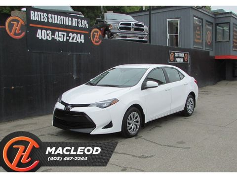 Pre-Owned 2018 Toyota Corolla LE, Back up Camera,Bluetooth,FWD
