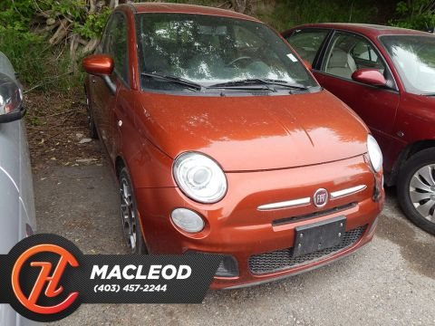 Pre-Owned 2012 FIAT 500 sport MECHANIC SPECIAL