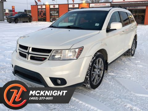 2012 Dodge Journey Leather / Sunroof / Back up cam