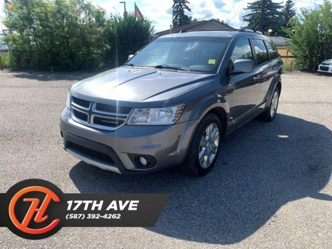 2013 Dodge Journey AWD 4dr R-T