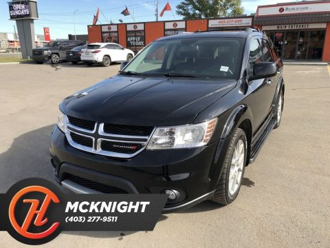 Pre-Owned 2014 Dodge Journey Leather / Sunroof / Back up cam